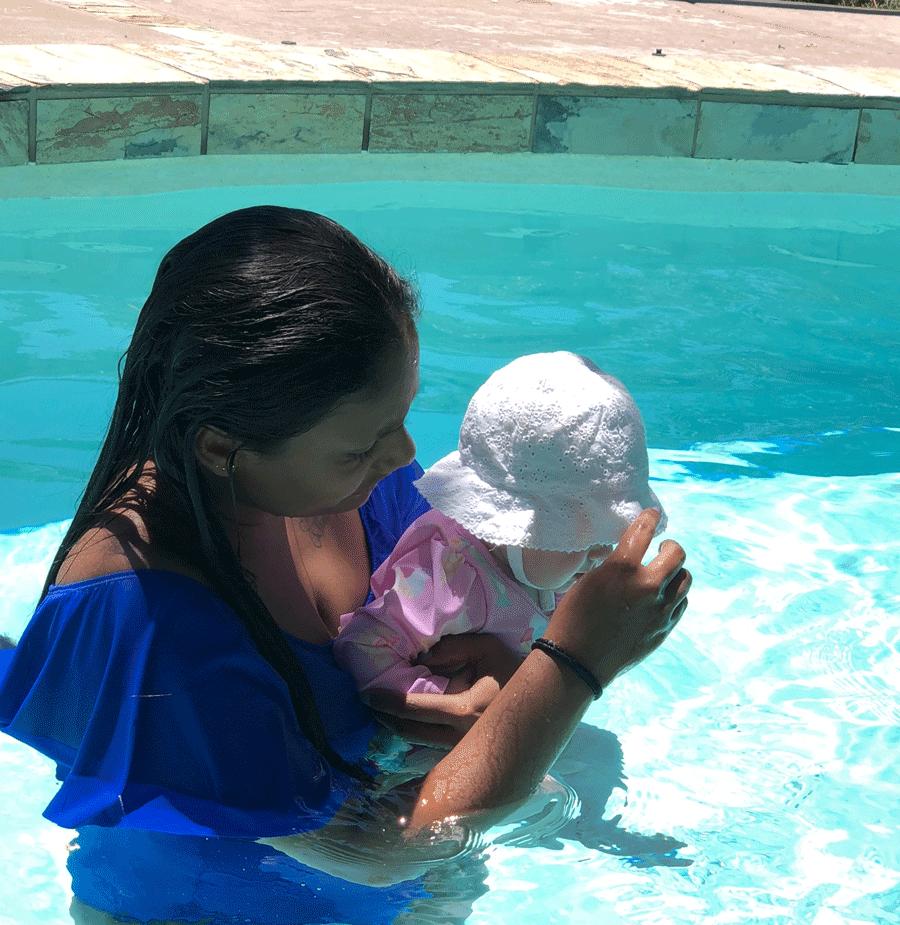 Cuidar a un bebé