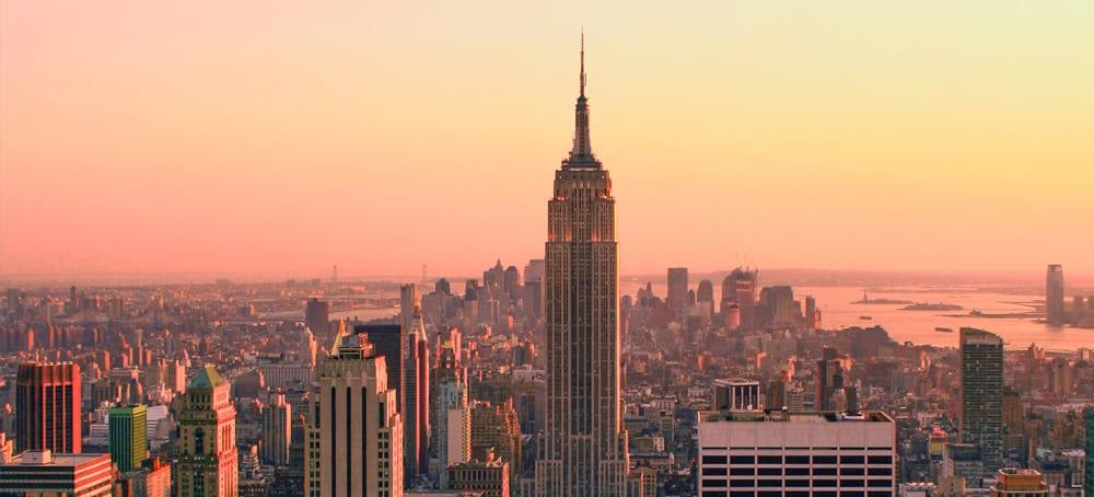 5 lugares de la ciudad de Nueva York que has visto en películas
