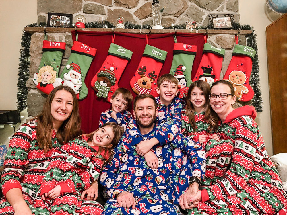 Navidad en Estados Unidos